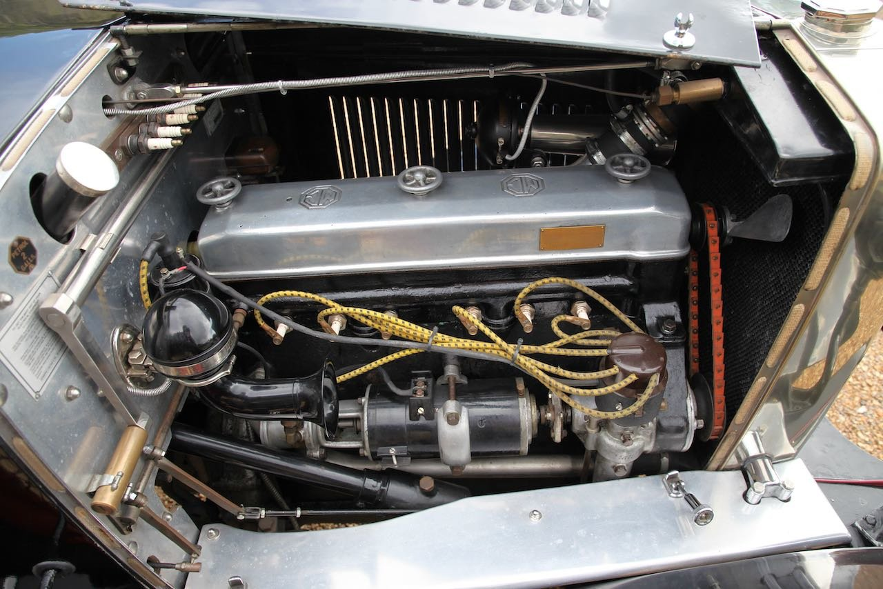 1929 MG 18-80 Six-Cylinder 2468cc OHC For Sale (picture 12 of 12)