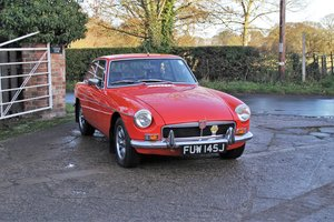 Picture of 1971 MG BGT, Excellent Value, Exceptional History For Sale
