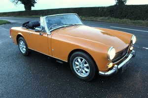 Picture of 1973 MG Midget RWA 1275cc Presented in excellent condition SOLD