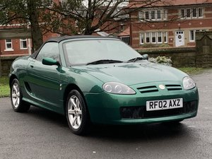 Picture of INCREDIBLE 2002 MGF MGTF 1.8 16V 135. GENUINE 29,000 MILES For Sale