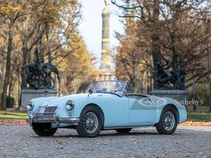 Picture of 1958 MG MGA 1500 Roadster  For Sale by Auction