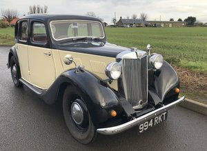 Picture of 1950 MG YA Saloon for Exchange or For Sale