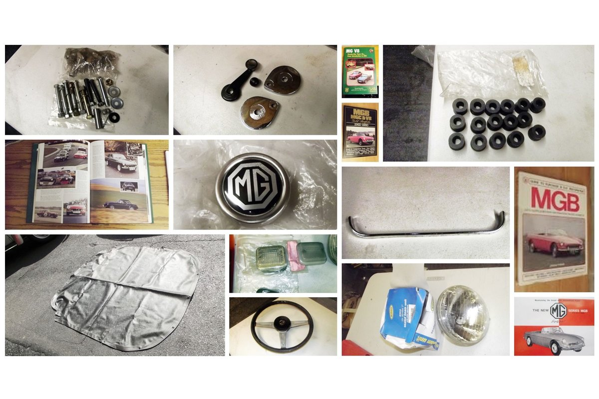 0000 MG MGA MGB  ETC MEMORABILIA FOR SALE For Sale (picture 2 of 12)