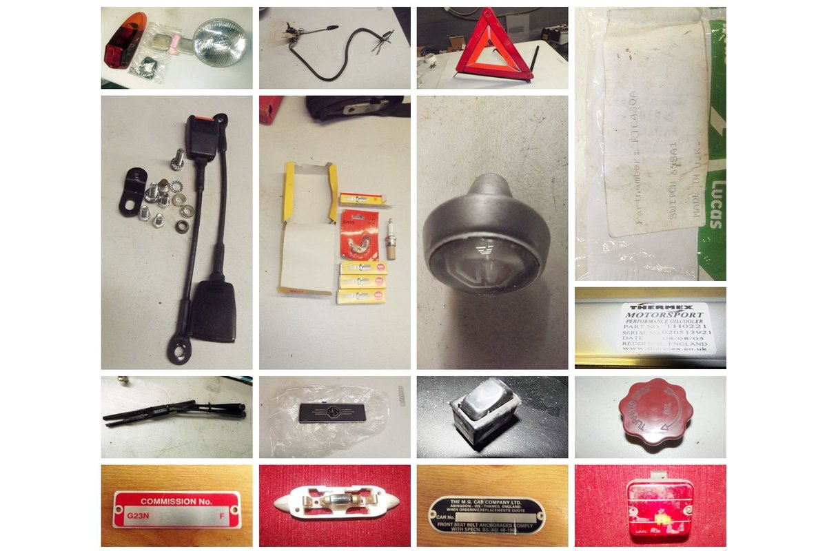0000 MG MGA MGB  ETC MEMORABILIA FOR SALE For Sale (picture 4 of 12)
