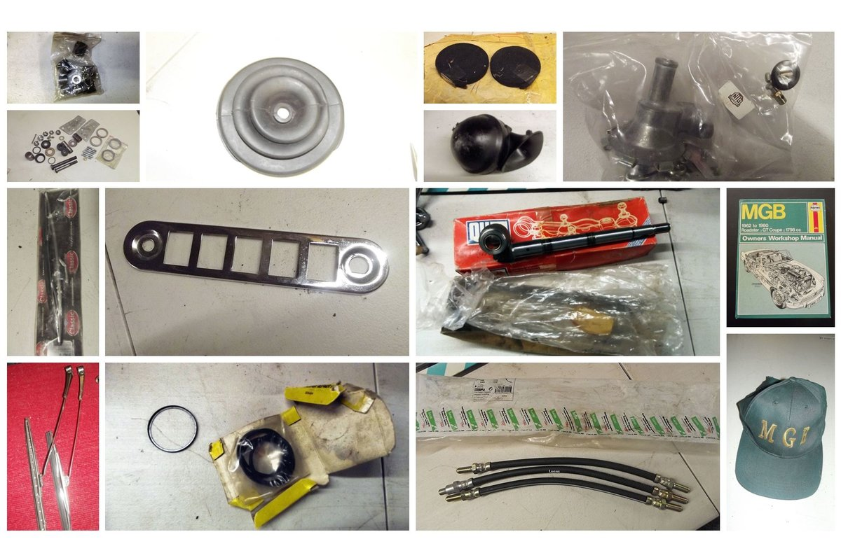 0000 MG MGA MGB  ETC MEMORABILIA FOR SALE For Sale (picture 5 of 12)