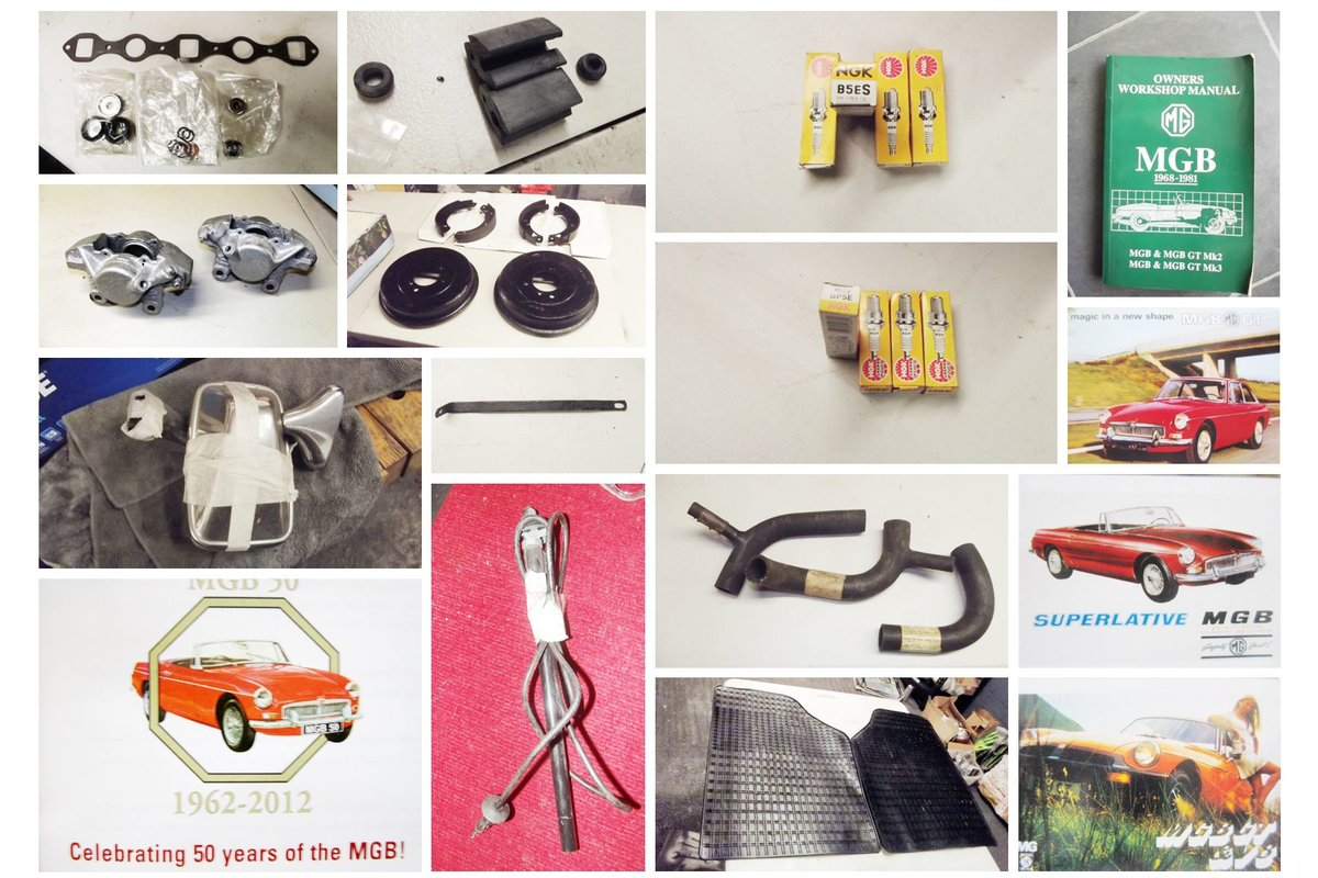 0000 MG MGA MGB  ETC MEMORABILIA FOR SALE For Sale (picture 6 of 12)