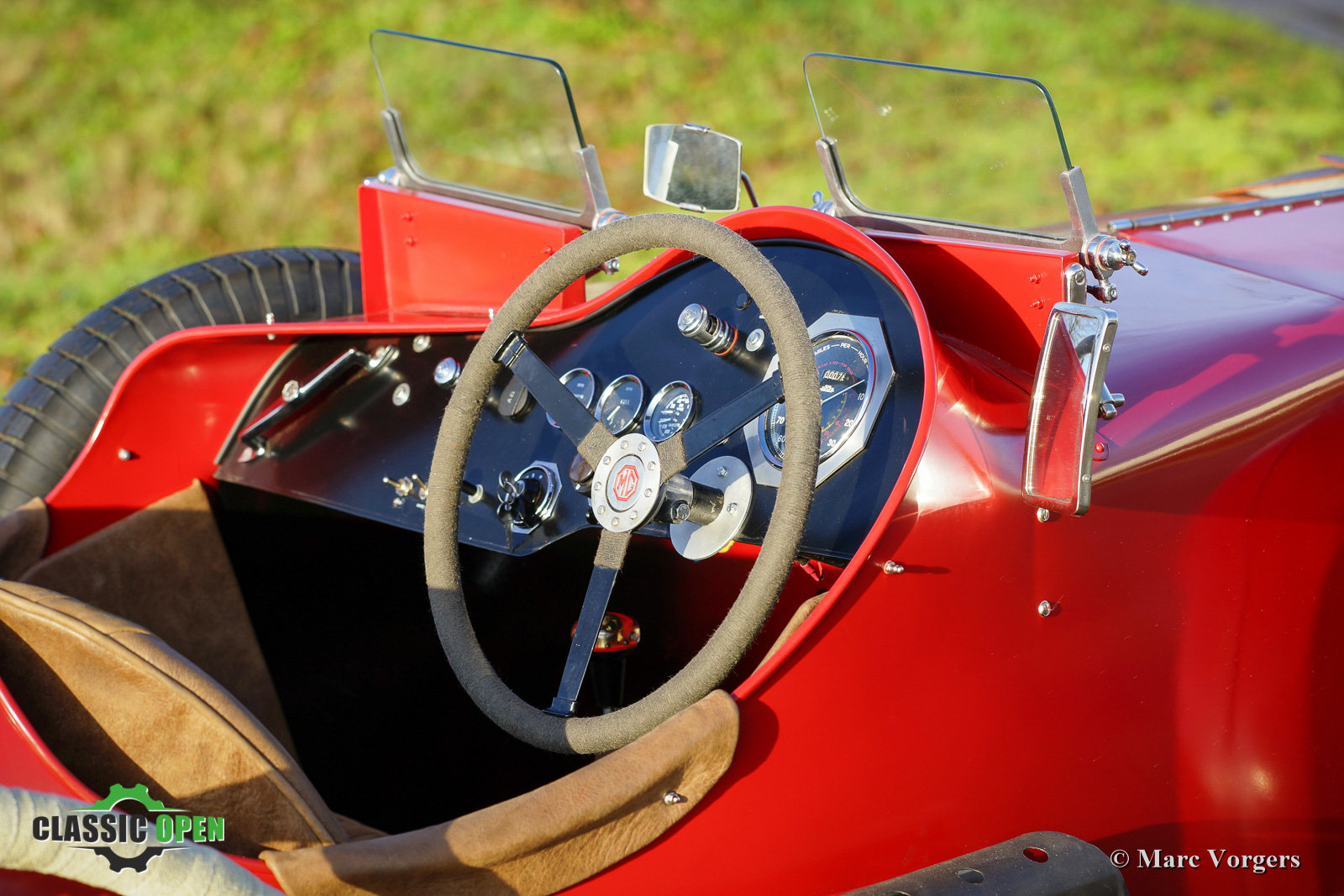 Excellent MG TA Q-type Special 1937 For Sale (picture 3 of 12)