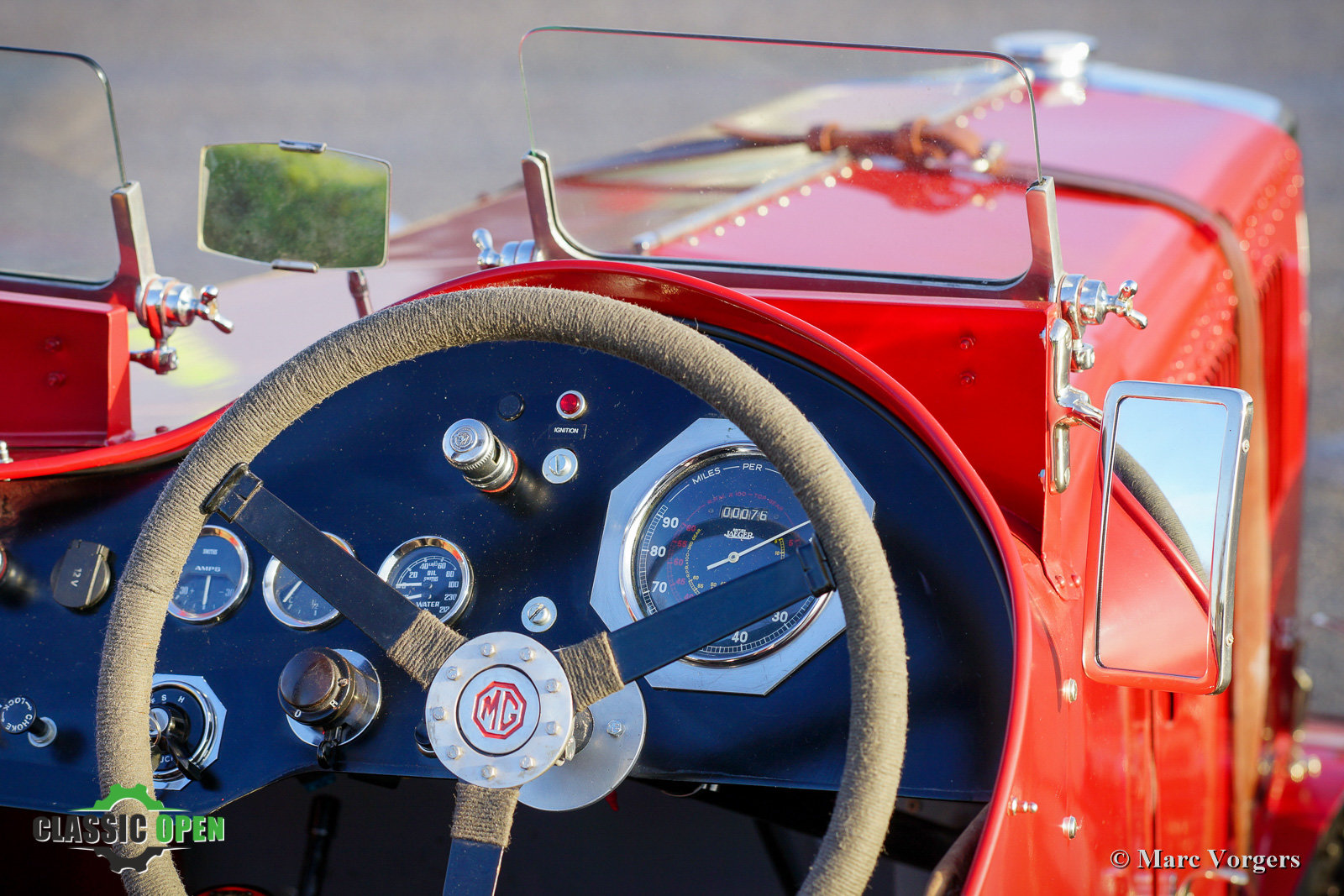 Excellent MG TA Q-type Special 1937 For Sale (picture 4 of 12)