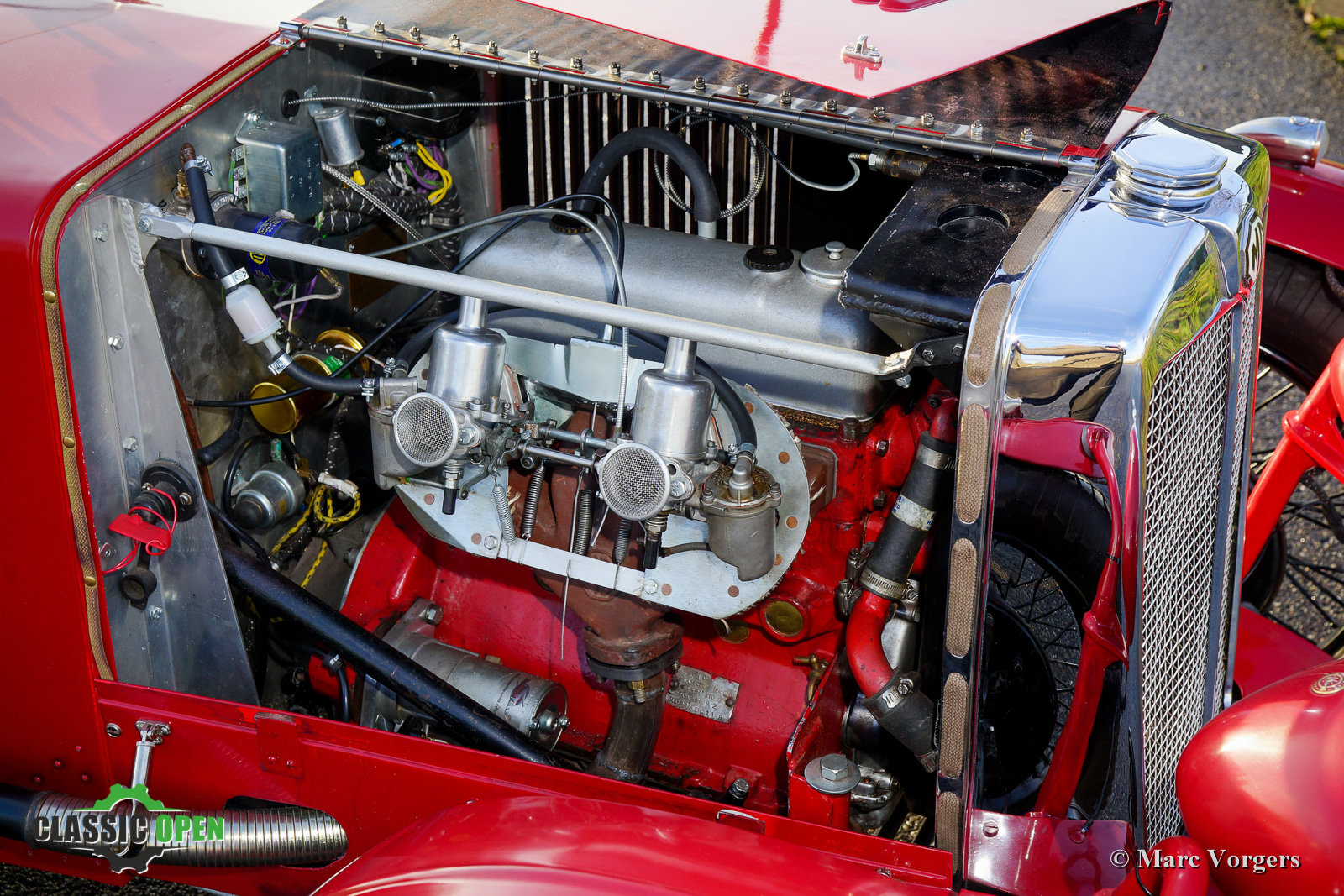 Excellent MG TA Q-type Special 1937 For Sale (picture 5 of 12)