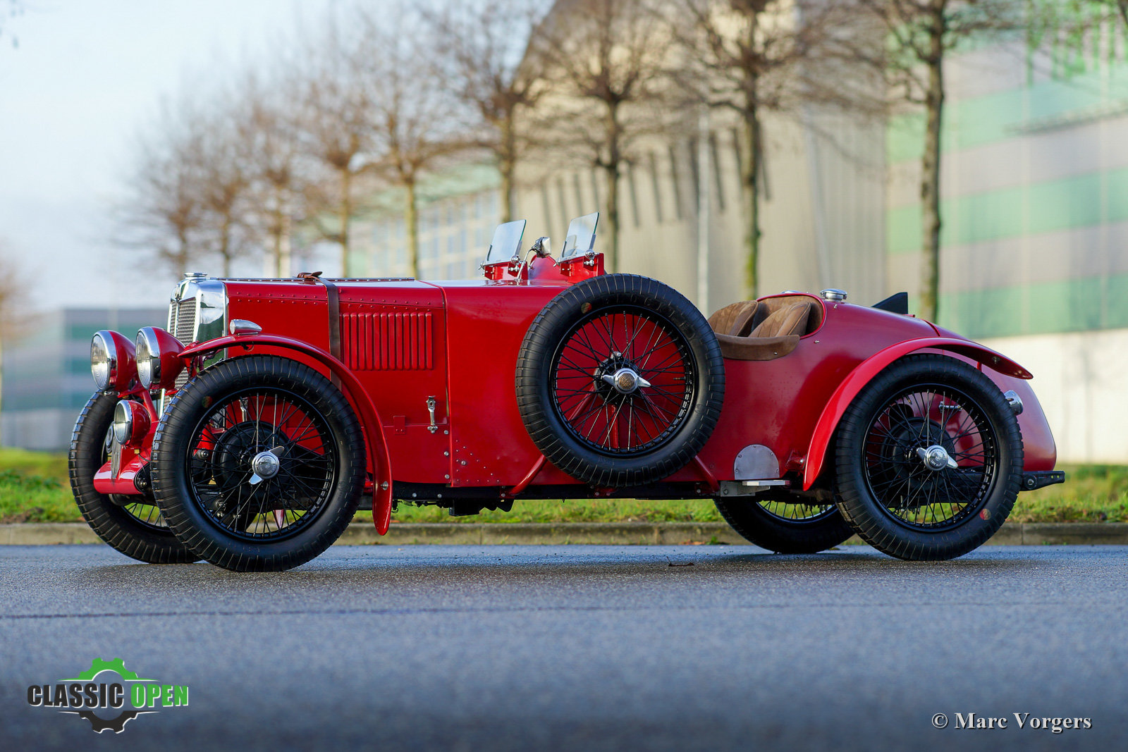 Excellent MG TA Q-type Special 1937 For Sale (picture 7 of 12)