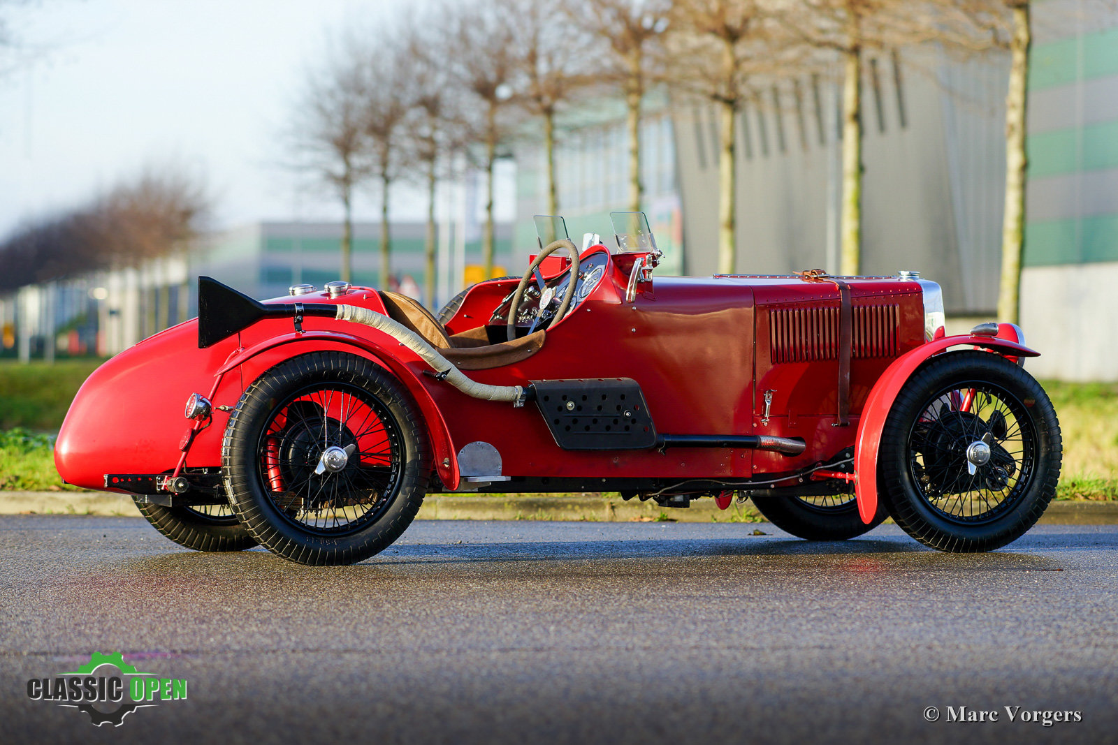 Excellent MG TA Q-type Special 1937 For Sale (picture 8 of 12)