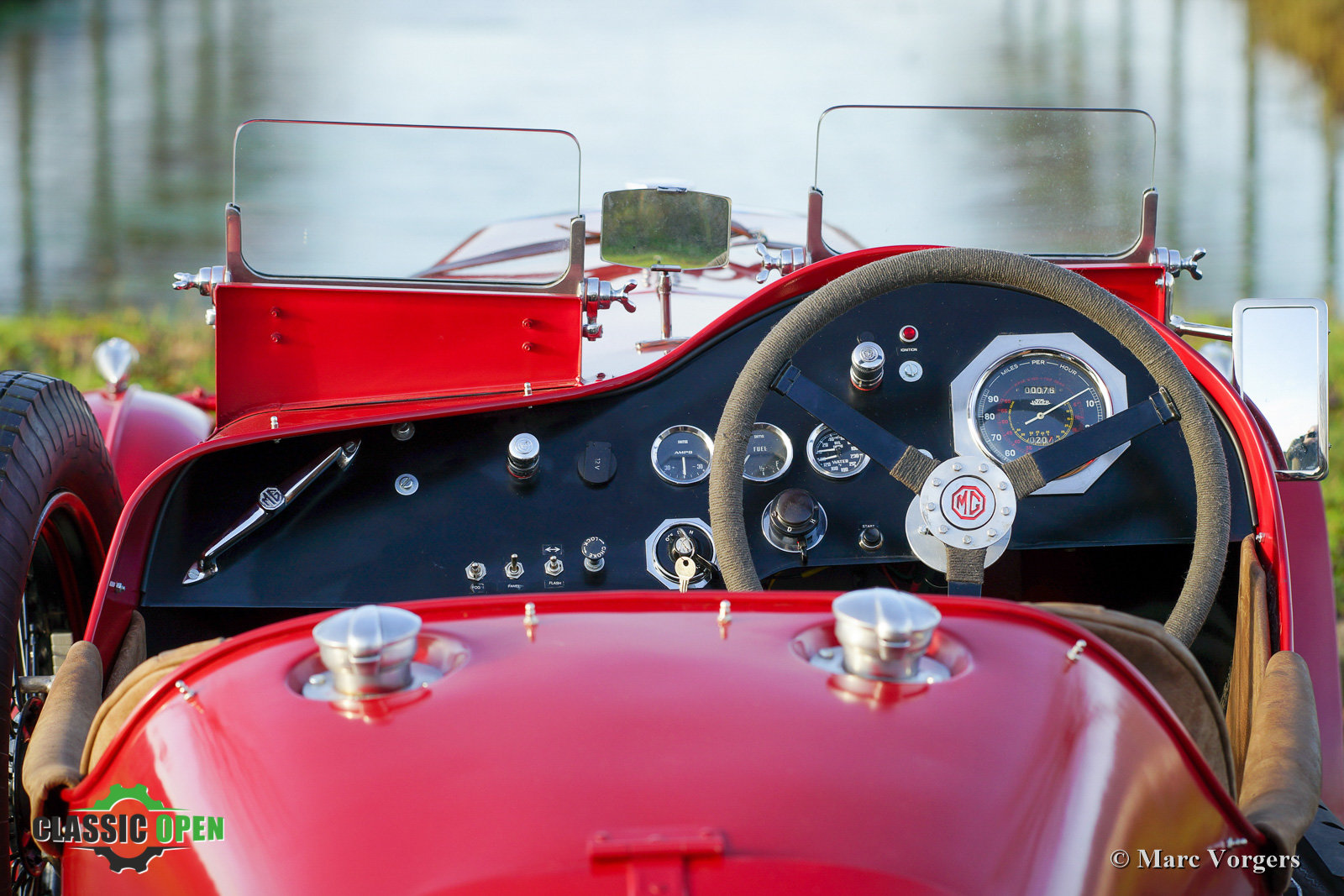 Excellent MG TA Q-type Special 1937 For Sale (picture 10 of 12)