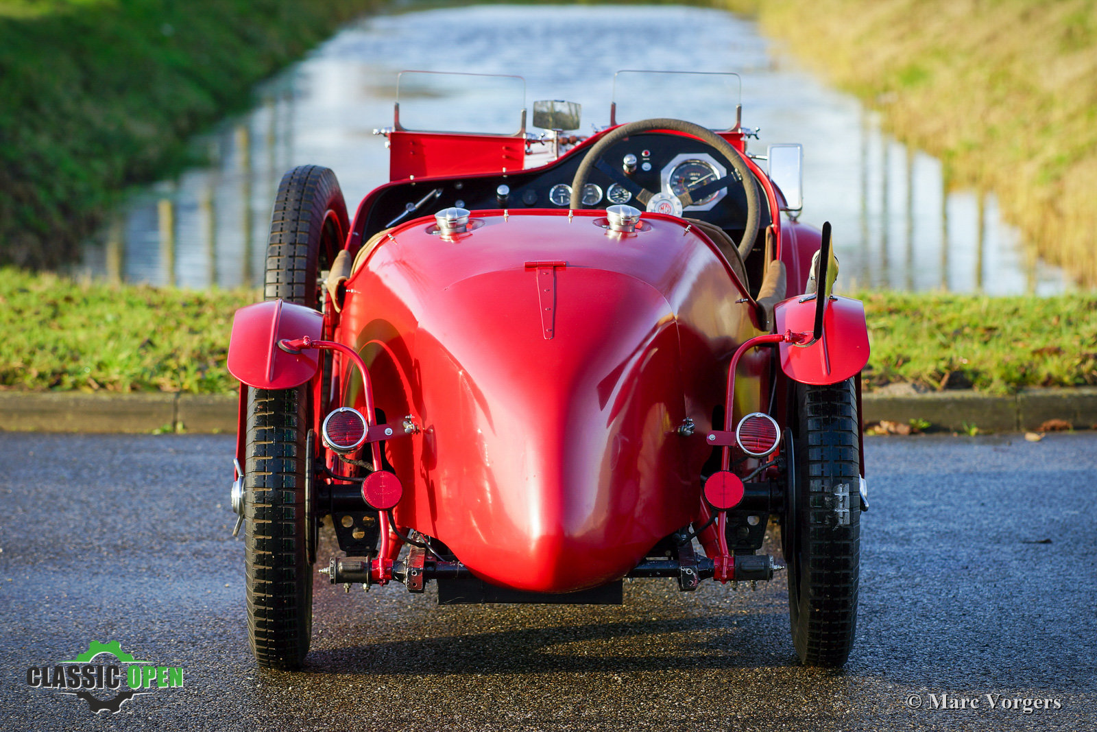 Excellent MG TA Q-type Special 1937 For Sale (picture 11 of 12)