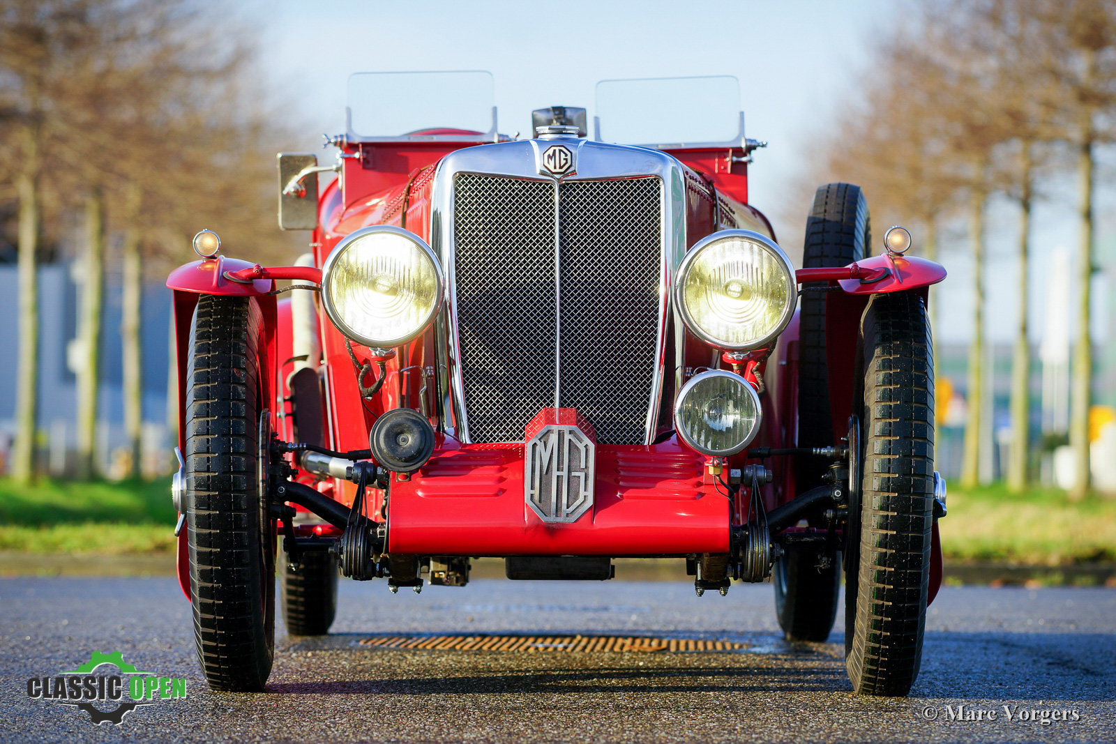 Excellent MG TA Q-type Special 1937 For Sale (picture 12 of 12)