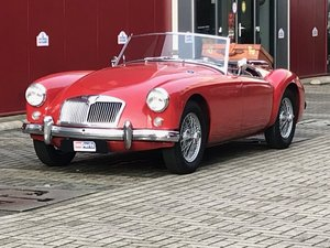 Picture of 1957 Very good classic MGA 1500 Roadste (LHD) For Sale
