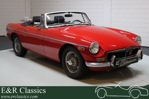 Picture of MG MGB overdrive, very good condition 1972 For Sale