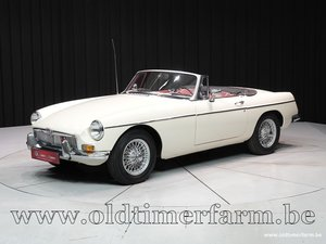 Picture of 1967 MG B Roadster '67 For Sale