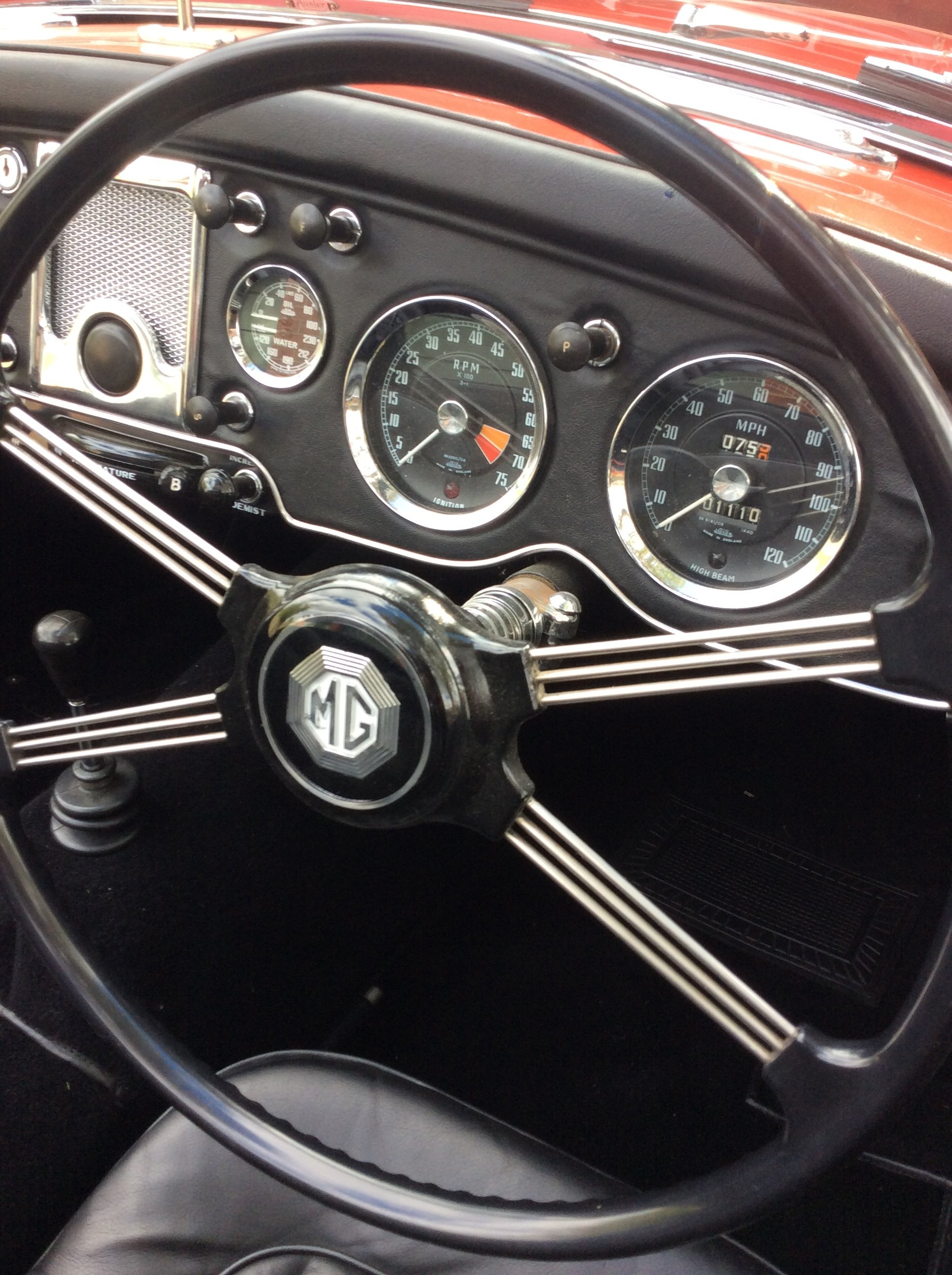 1959 MGA Twin Cam in mint condition For Sale (picture 7 of 12)