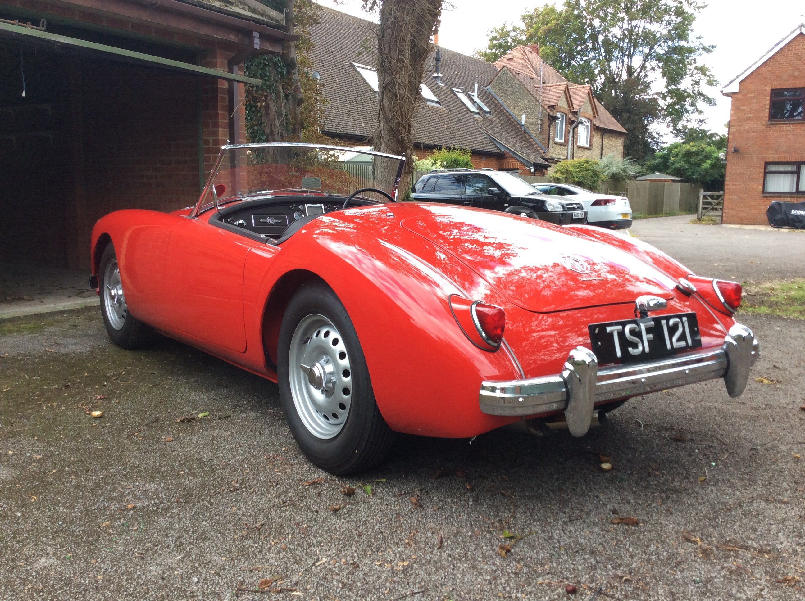 1959 MGA Twin Cam in mint condition For Sale (picture 11 of 12)