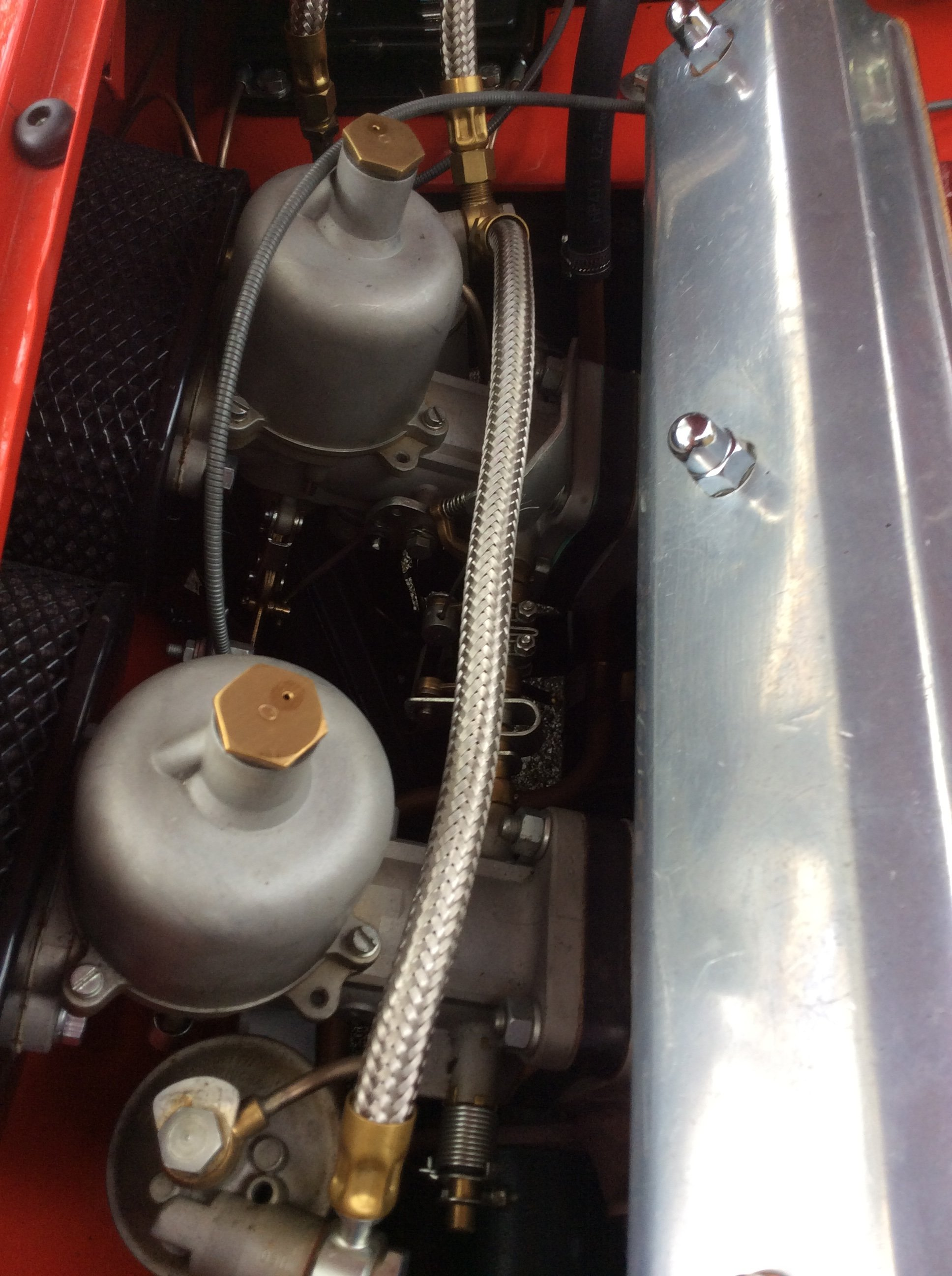 1959 MGA Twin Cam in mint condition For Sale (picture 12 of 12)