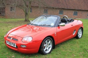 Picture of 1996 MGF Roadster (Just 11,000 Miles) For Sale