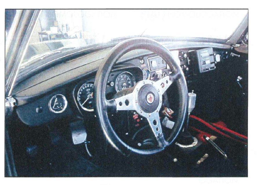 MGB ROADSTER FIA RACE/RALLY CAR 1963 For Sale (picture 2 of 2)