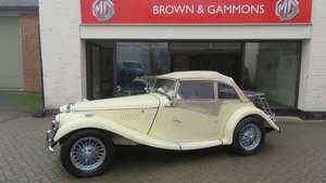 Picture of MG TF 1500, 1955, LOVELY EXAMPLE SOLD