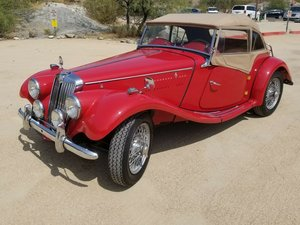 Picture of 1954 MG TF 1250, EX ARIZONA For Sale