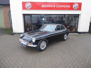 Picture of MGC GT 1972, BLACK For Sale