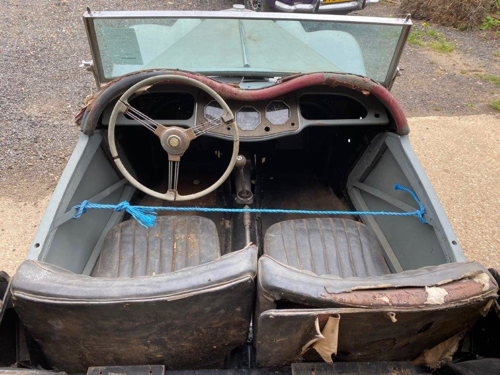 MG TF 1954, FOR RESTORATION For Sale (picture 4 of 12)