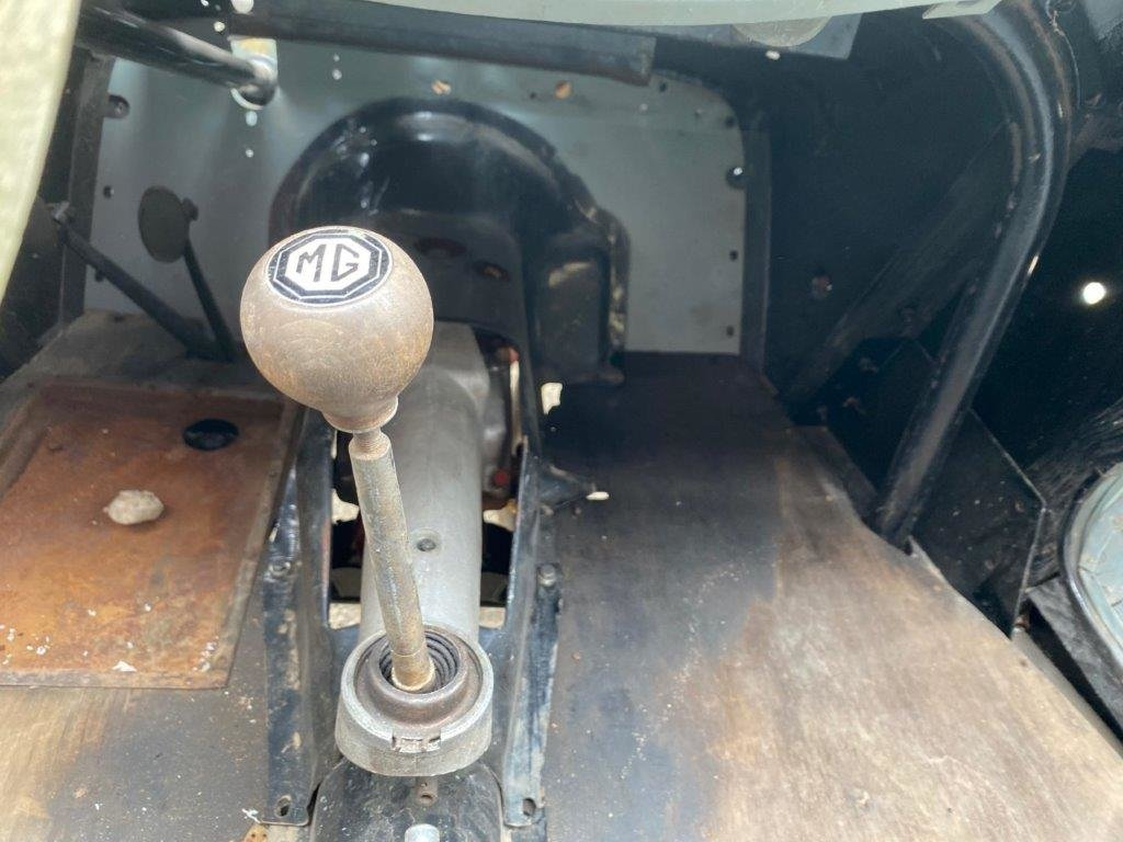 MG TF 1954, FOR RESTORATION For Sale (picture 10 of 12)
