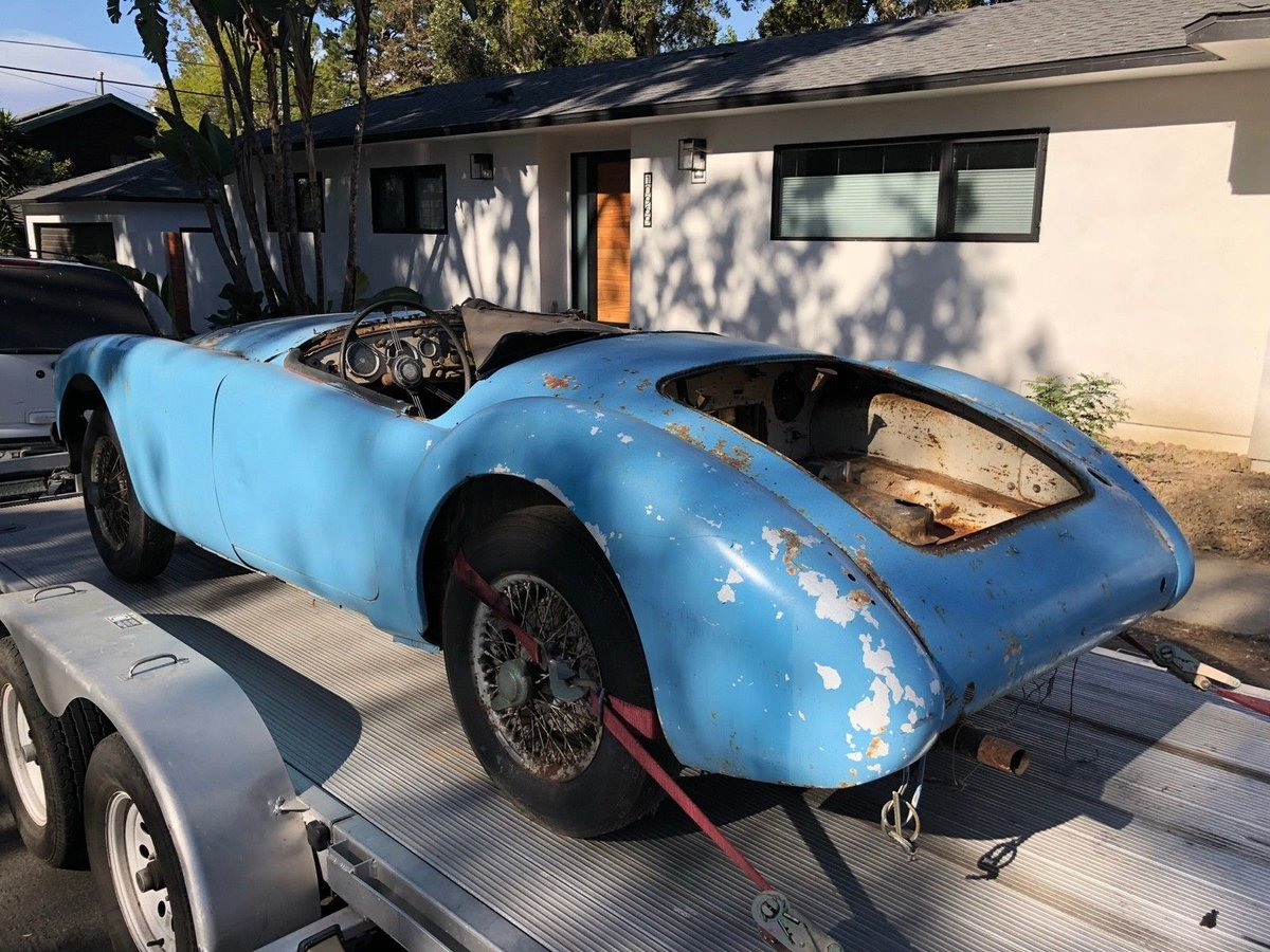 1959 MGA ROADSTER 1600 FOR RESTORATION For Sale (picture 3 of 6)
