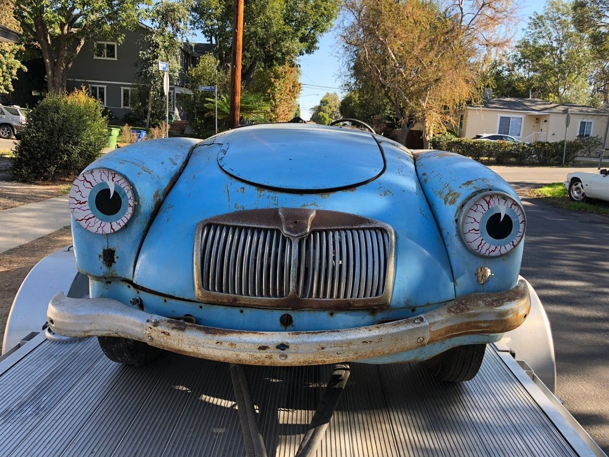 1959 MGA ROADSTER 1600 FOR RESTORATION For Sale (picture 6 of 6)