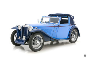 Picture of 1937 MG TA Tickford Drophead Coupe For Sale