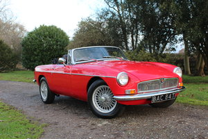 Picture of 1978 MGB V8 Roadster For Sale