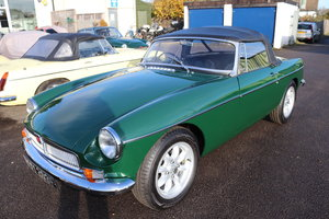 Picture of 1968 MGB V8 ROADSTER,HERITAGE SHELL For Sale
