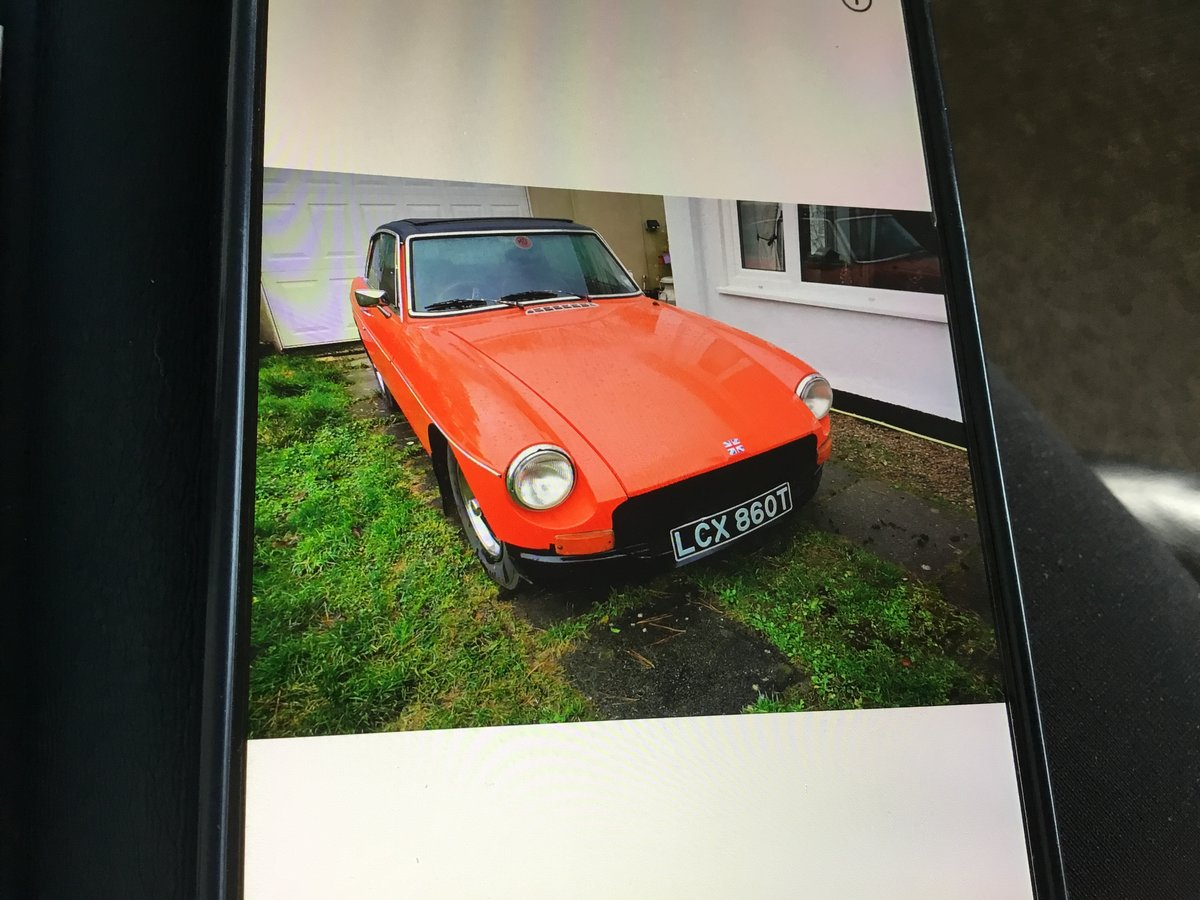 1978 Mgb gt For Sale (picture 1 of 1)