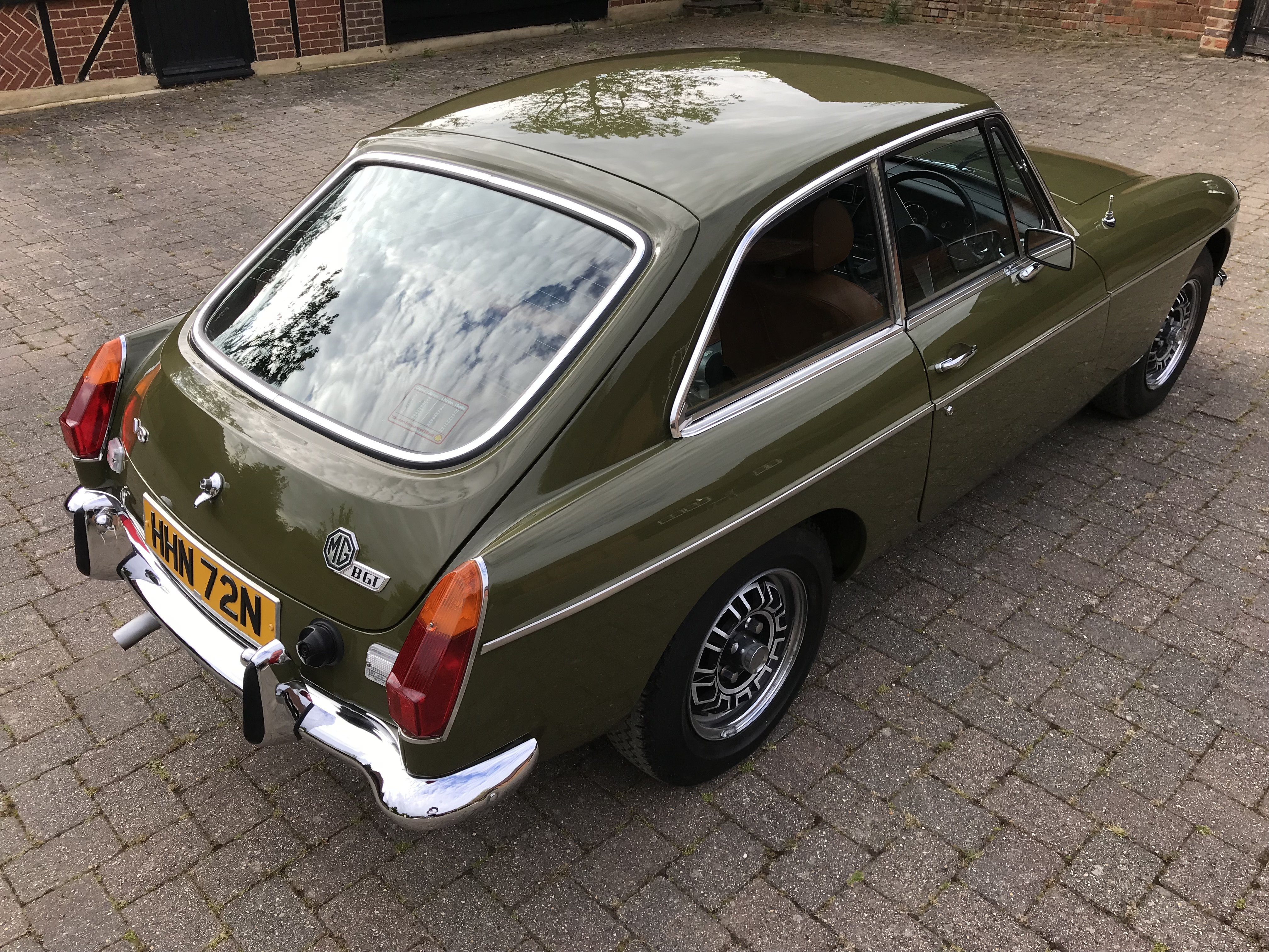 1975 MG BGT low mileage for the year For Sale (picture 12 of 12)
