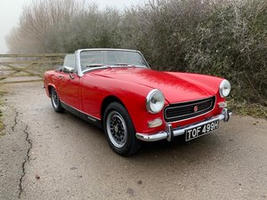 Picture of 1970  MG MIDGET 1275