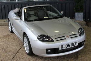 Picture of 2005 MGF MGTF135,VERY LOW MILEAGE ,NEW HEADGASKET,BELT&PUMP, For Sale