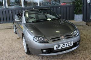 Picture of 2002 MGF MGTF 160,NEW HEADGASKET,BELT&PUMP,WARRANTY,RAC COVE For Sale