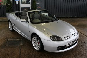Picture of 2002 MGF MGTF 135,GREAT SPEC,LOW MILES,NEW HEADGASKET,BELT&P For Sale