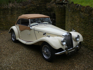 Picture of 1954 MG TF, Original UK RHD, 1 Owner to 2011, For Sale