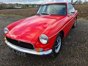 Picture of 1970 MGB GT, Bare shell rebuild, finest available SOLD