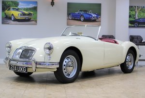 Picture of 1957 MGA 1500 MK1 Roadster 5 Speed Manual - Fully Restored For Sale