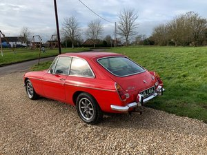 Picture of 1970 MGB's Wanted in Excellent Restored or Original Condition For Sale