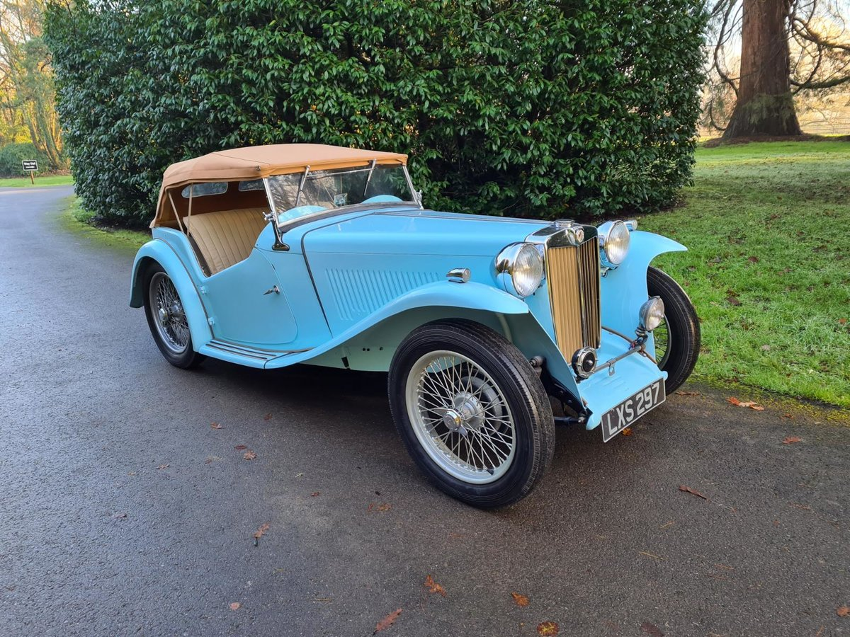 1947 MG TC For Sale (picture 1 of 9)