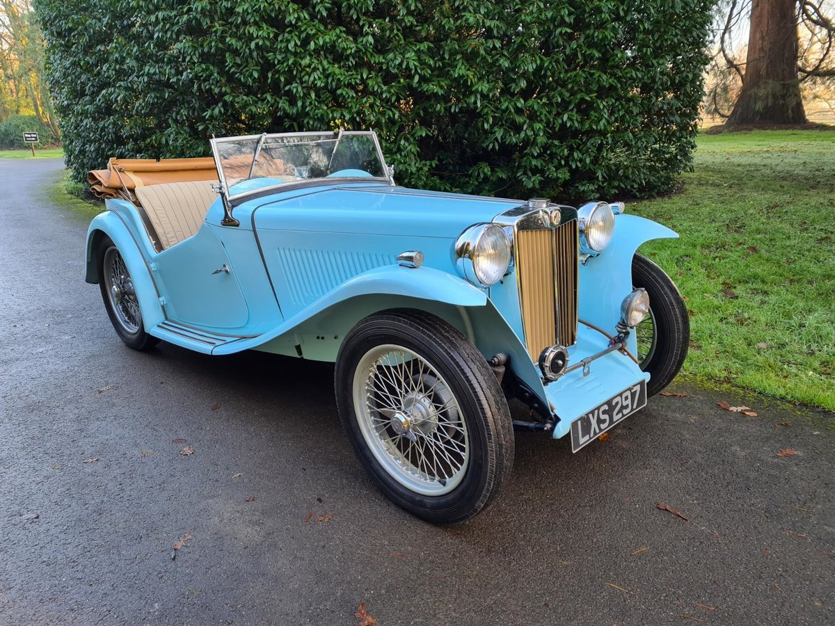 1947 MG TC For Sale (picture 3 of 9)