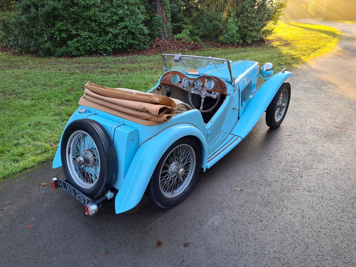 1947 MG TC For Sale (picture 4 of 9)