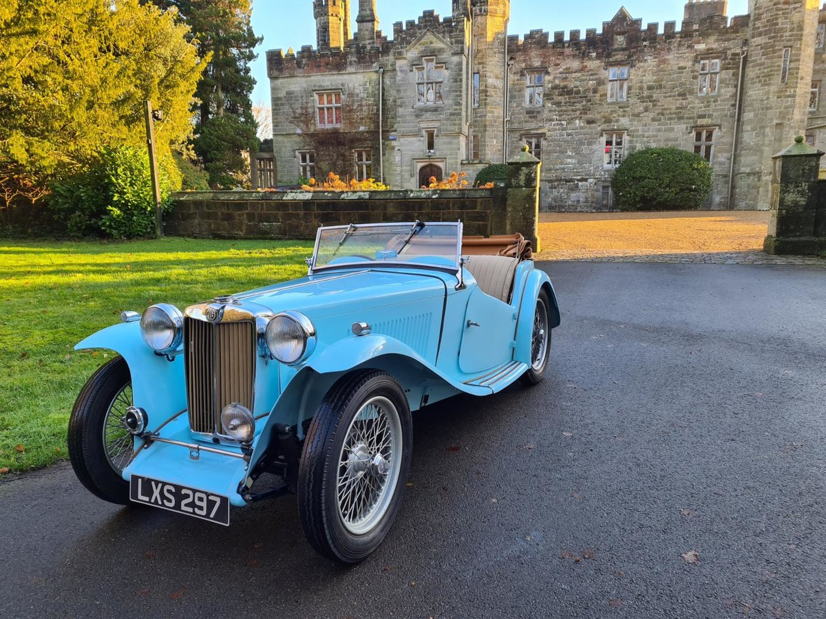 1947 MG TC For Sale (picture 8 of 9)